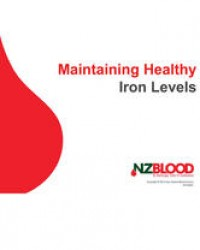 Maintaining Healthy Iron Levels resource list