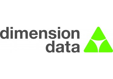 Dimension Data Logo High Quality Print Use